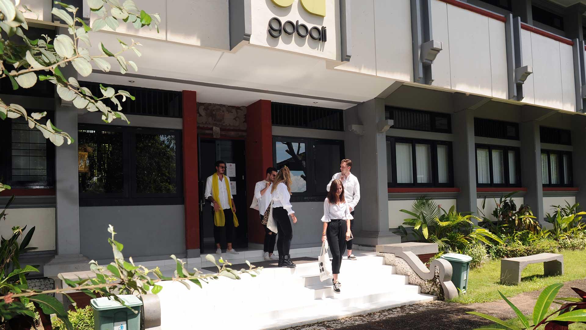 GoBali Udayana University Campus