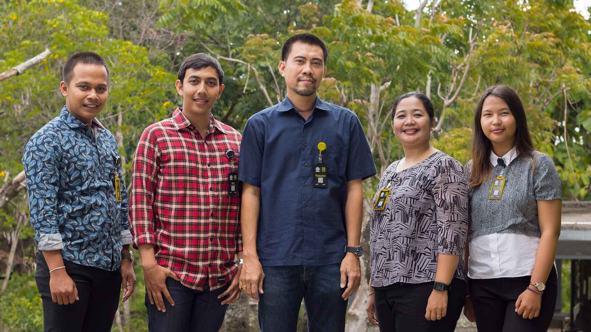 GoBali Udayana University Faculty and Staff